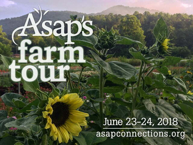 ASAP's Farm Tour on June 23-24