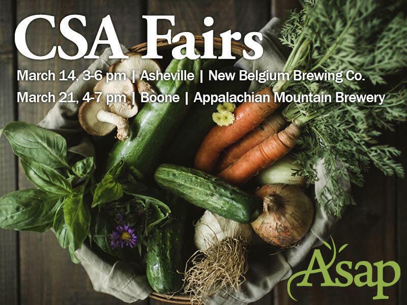 2019 CSA Fairs