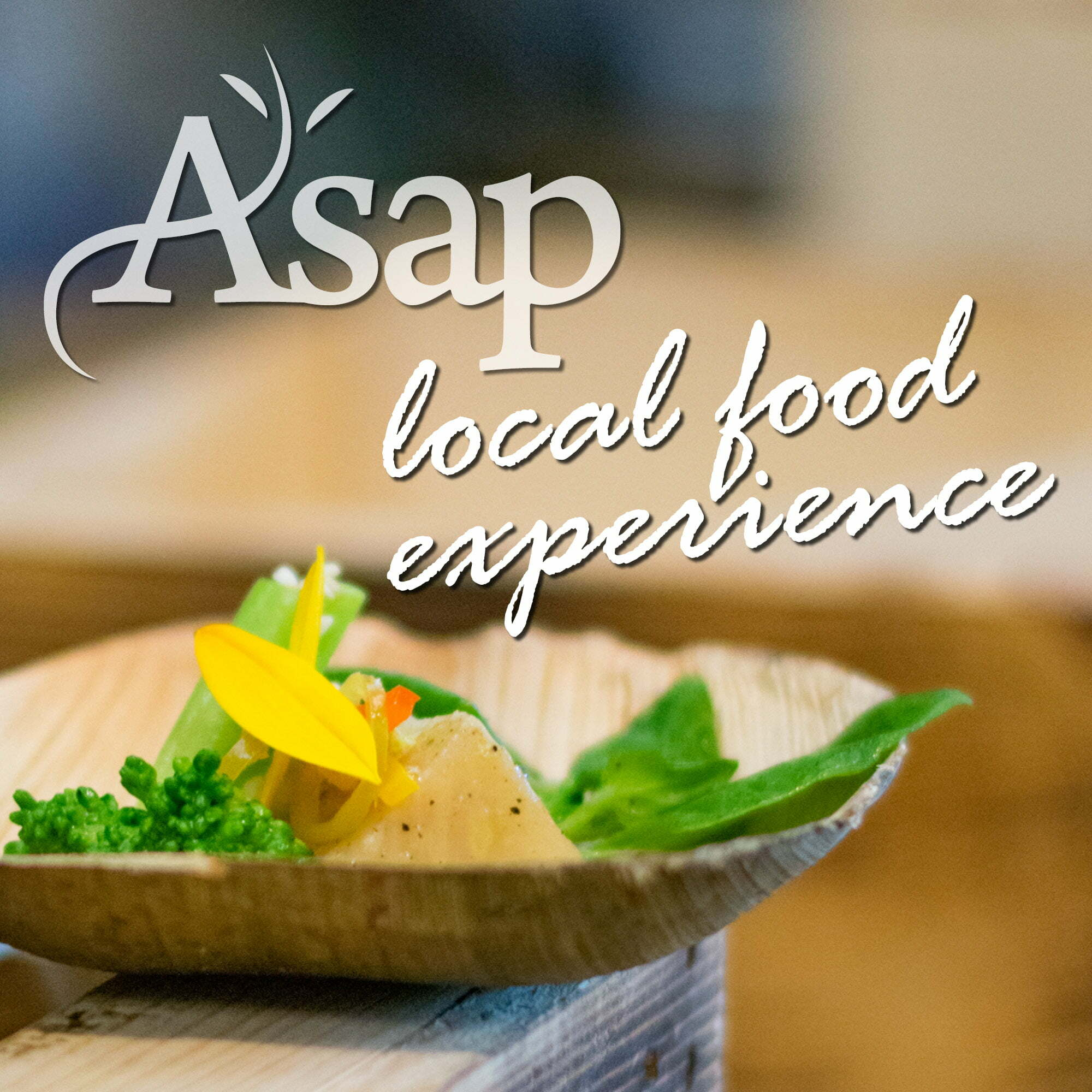ASAP's Local Food Experience - Aug, 15, 2019