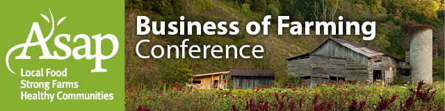Business of Farming Conference