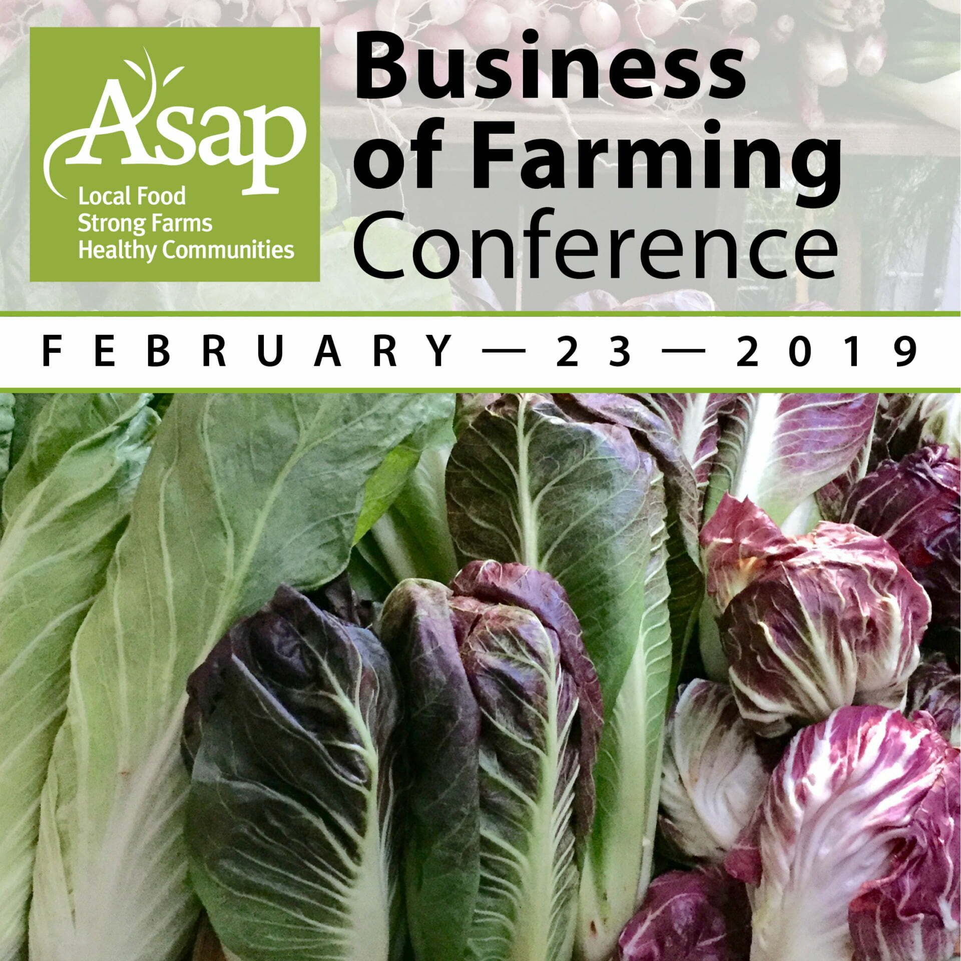 ASAP's Business of Farming Conference