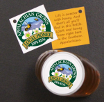 Appalachian Grown Honey Materials