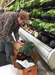 Ingles Markets featuring Sunburst Trout Farms, City Bakery, and New Sprout Organic Farms