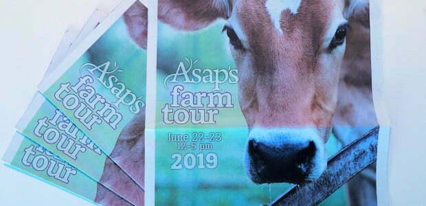Farm Tour Guide