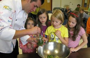 Growing Minds Farm to School Program
